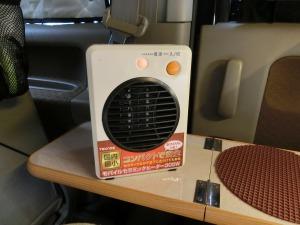 暖房はモバイルセラミックヒーター_20161203