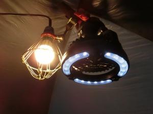 良い働きをしたファン付LEDライトデザイアー_20161204