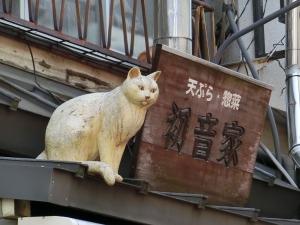 谷中銀座商店街の隠れたシンボル_20161210