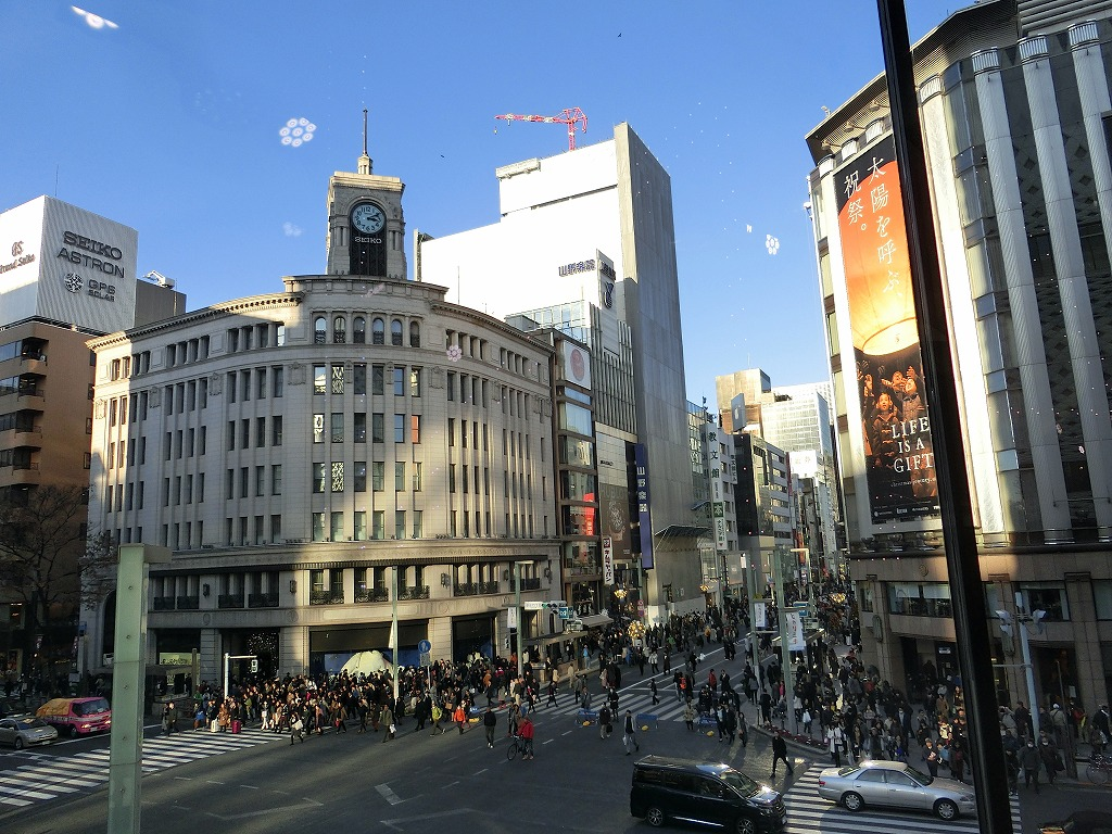 GINZA PLACEからの景色_20161210
