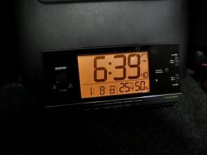 車内は25.4度_20170108