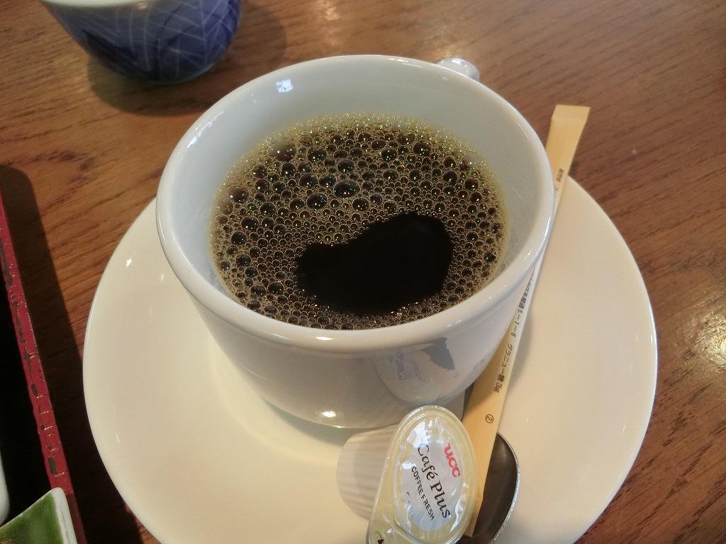 サービスのコーヒー_20170226