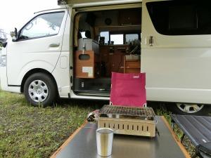 無料キャンプ場で車中泊キャンプ_3_20170505r