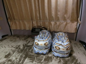 モンベルの寝袋_20170318