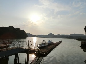 海沿いのキャンプ場_20170319