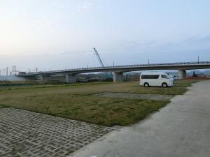 朝の直方オートキャンプ場_20170320