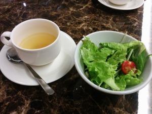 サラダとスープ_20170407