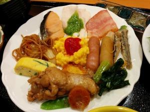 朝食バイキング_20170416