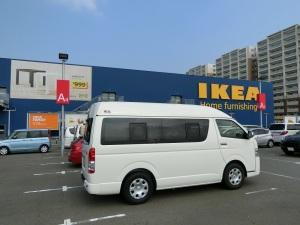 IKEAに到着_20170429