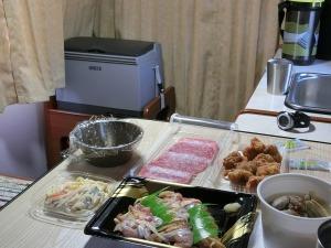 夕食風景_20170429