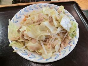 野菜炒め(380円)_20170430