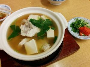 ハゲちり鍋(690円)_20170718
